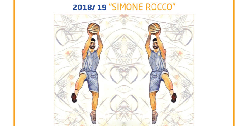 """PREMIO GIOVANE CESTISTA 2018/19 """"SIMONE ROCCO"""""""